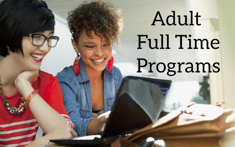 Full Time Programs